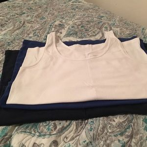OLD NAVY LAYERING TANKS (LOT OF 5)